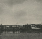 Photograph of North Eastern Railway Co.'s South Side Staiths, Blyth, Northumberland.