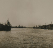 Photograph of Blyth Harbour, Blyth Northumberland