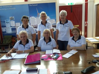 Our dedicated volunteer team.