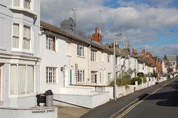 Hanover Street, Brighton - sample image only