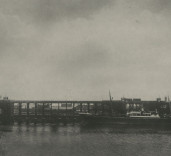 Photograph of North Eastern Railway Co. Staiths, Port of Blyth Northumberland