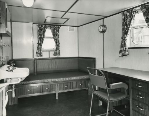 "Photograph of cabin in ""Crofton"""