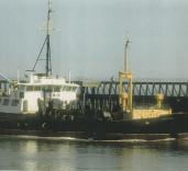 "Photograph of ""Crofton"", Blyth Harbour, Blyth, Northumberland."