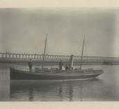 Photograph of  vessel, Blyth Harbour, Blyth, Northumberland.