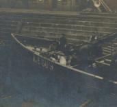 Photograph of LT609 Coal barge, Blyth, Harbour, Blyth, Northumberland.