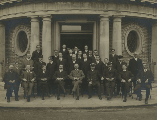 Photograph of  Blyth Harbour Commissioners