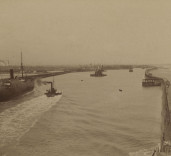 Photographs of River Blyth, Blyth, Northumberland.