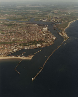 Photograph of Port of Blyth
