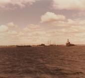 Photograph of Blyth Harbour, Blyth, Northumberland.