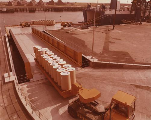 Photograph of Terminal
