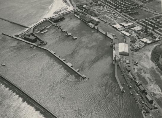 Album of Photographs of Blyth Harbour, Blyth, Northumberland.