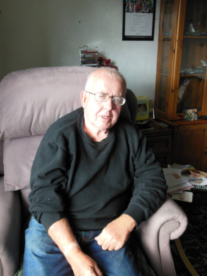 Oral history recording of Eddie Cain of Blyth, Northumberland, recalling working at Blyth Shipyard and in particular the closure of the Shipyard.
